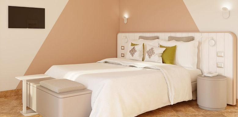 Hotel Village, pink room