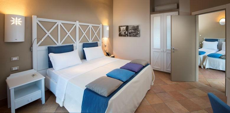 Chia Village, bedroom