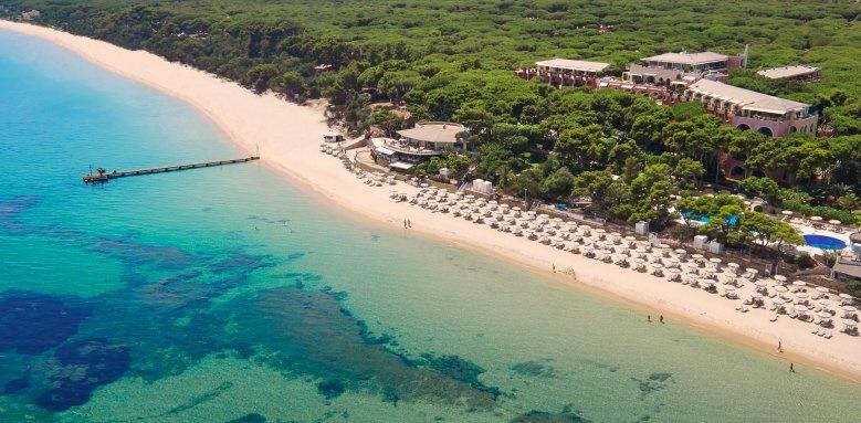 Il Borgo, Beach