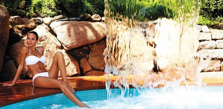 Il Borgo, Pool