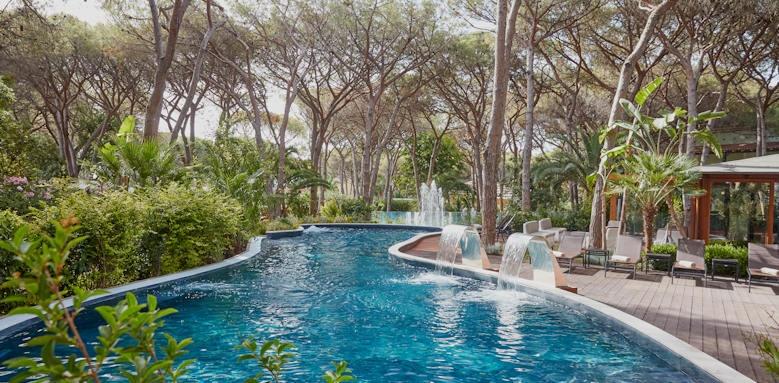 Forte Village, pineta tyson pool
