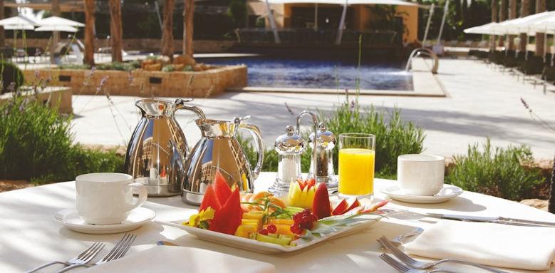 Fenicia Prestige Suites & Spa, breakfast