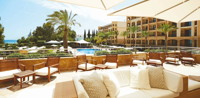 Fenicia Prestige Suites & Spa, terrace