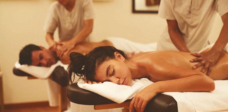 Fenicia Prestige Suites & Spa, spa treatment