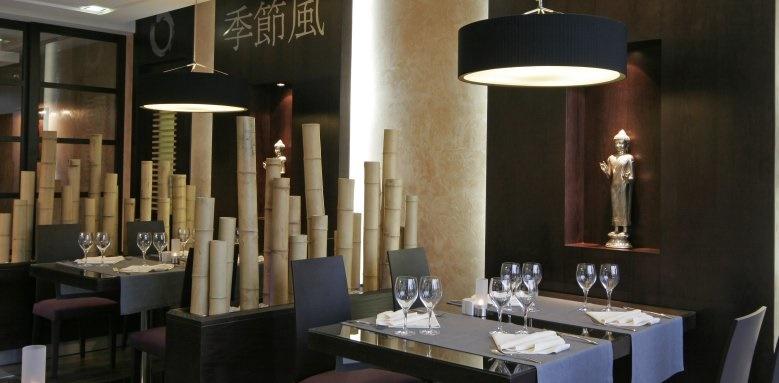 Insotel Fenicia Prestige Suites and Spa, asian cuisine