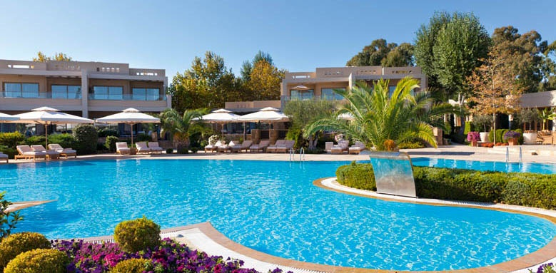 Sani Asterias Suites, pool