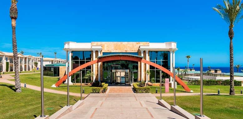 Insotel Punta Prima, reception