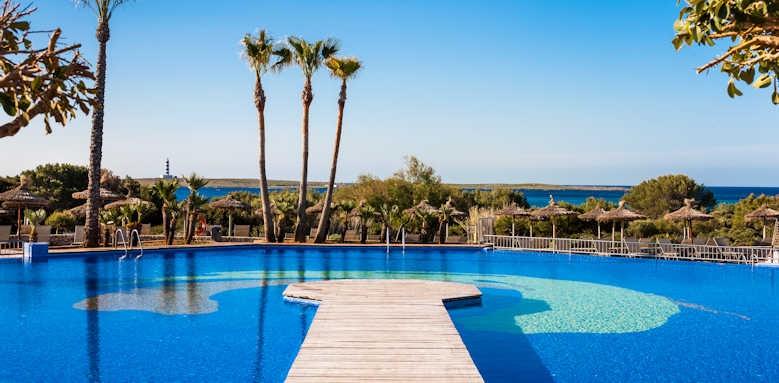 Insotel Punta Prima, pool view