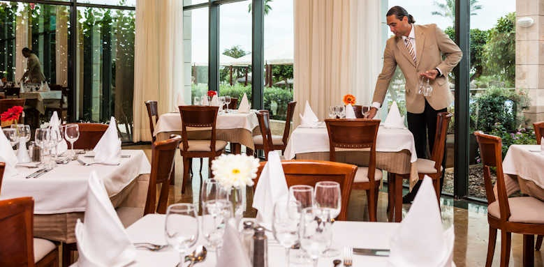 Insotel Punta Prima, menurka restaurant