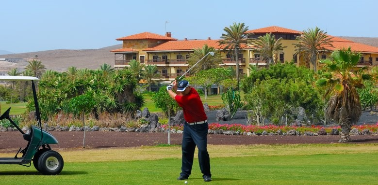 Elba Palace Golf and Vital Hotel, golfer
