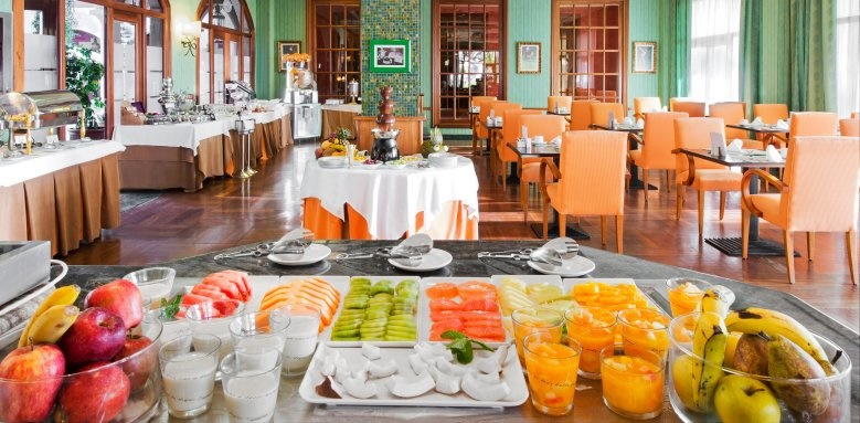 Elba Palace Golf and Vital Hotel, buffet breakfast