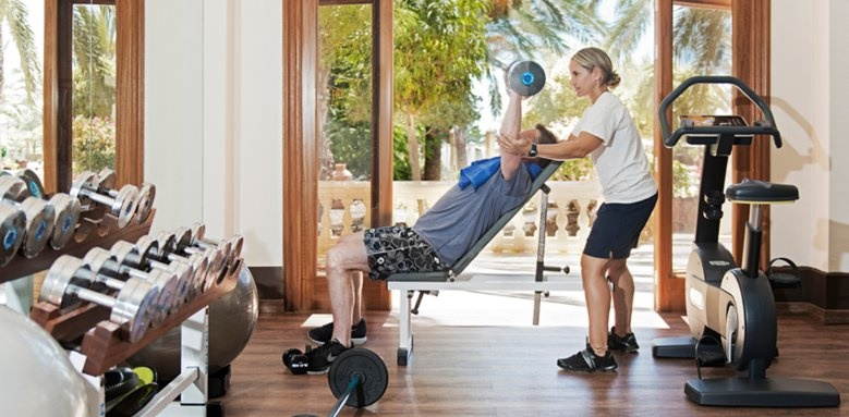 Elba Palace Golf and Vital Hotel, personal trainer