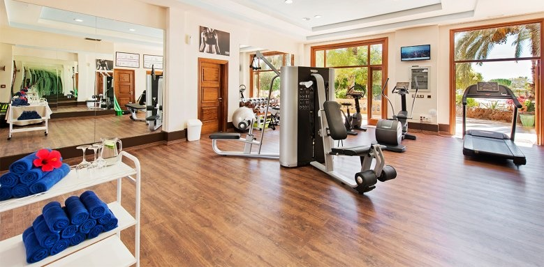 Elba Palace Golf and Vital Hotel, gym