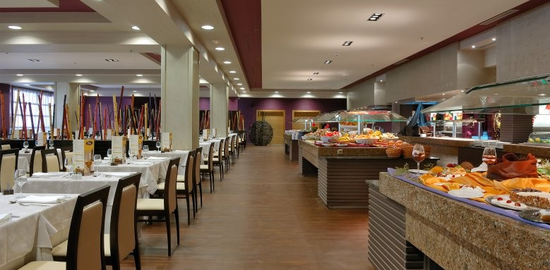 elba carlota, restaurant