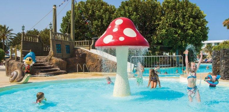 H10 Lanzarote Princess, childrens pool