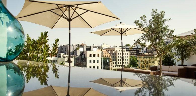 porto bay liberdade, rooftop deck