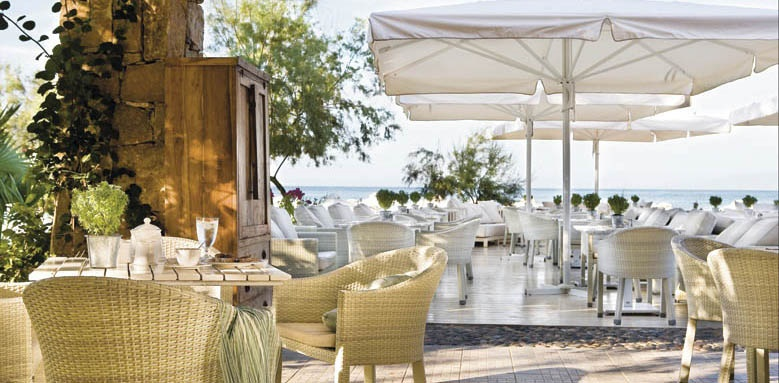 Sani Beach Hotel, Ammos Bar