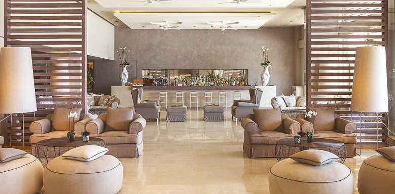 Sani Beach Hotel, lobby bar