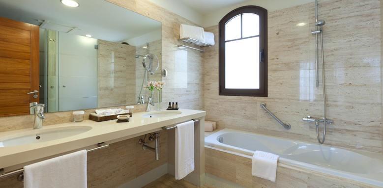 Hote Suite Villa Maria, bathroom