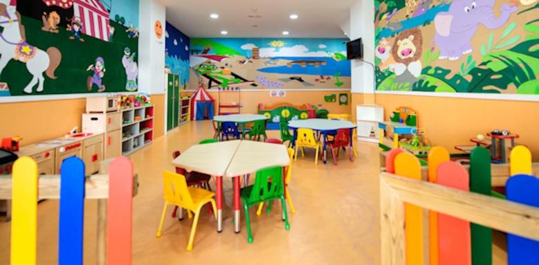 Hote Suite Villa Maria, play room