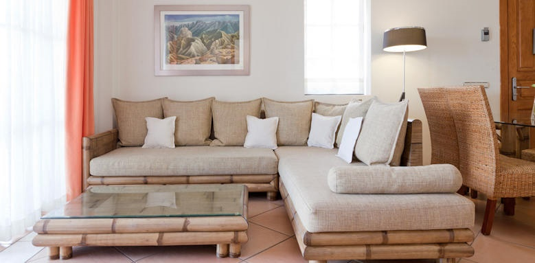 Hote Suite Villa Maria, living room
