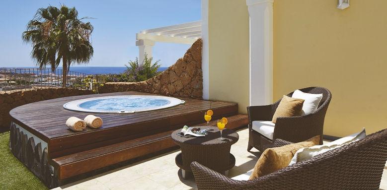 Hotel suite villa maria,  terrace