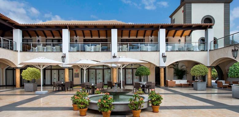 Hote Suite Villa Maria, hotel plaza