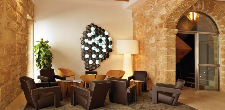Santa Clara Urban Hotel & Spa, interior