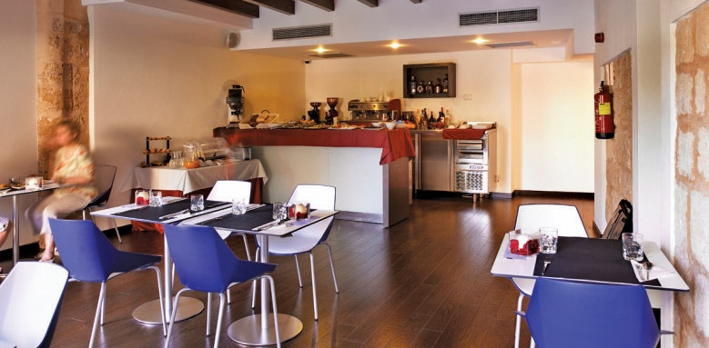 Santa Clara Urban Hotel & Spa, breakfast room