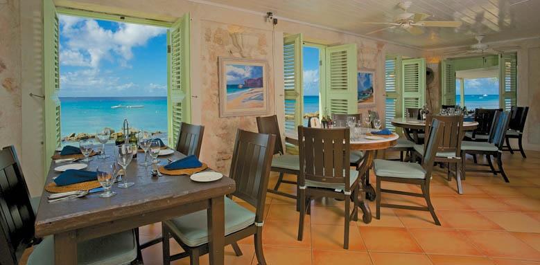 Little Good Harbour, restaurant