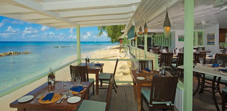 Little Good Harbour, restaurant terrace