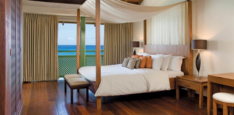Mango Bay, penthouse bedroom