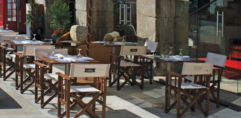 Pestana Vintage Porto Hotel & World Heritage Site, Terrace