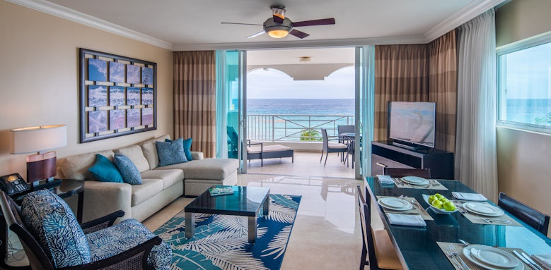 Ocean Two Resort and Residences, Ocean Front Suite