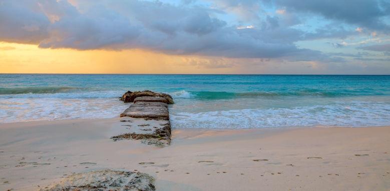 Sea Breeze, sunrise on the west beach