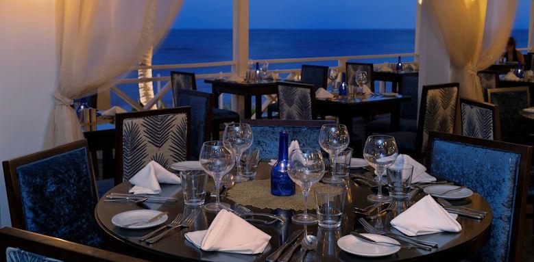 Sea Breeze, Cerulean restaurant