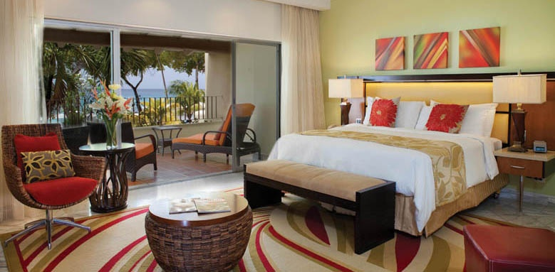 Tamarind, ocean view junior suite
