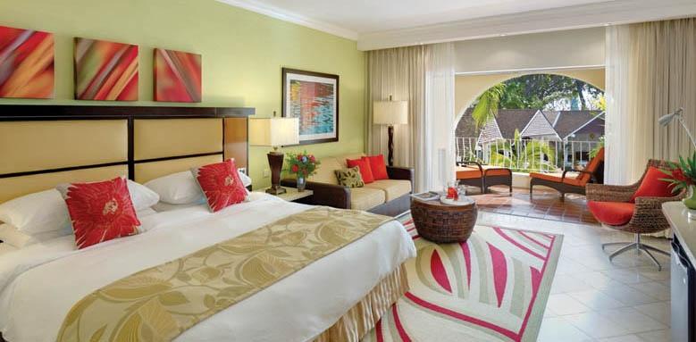 Tamarind, garden view junior suite
