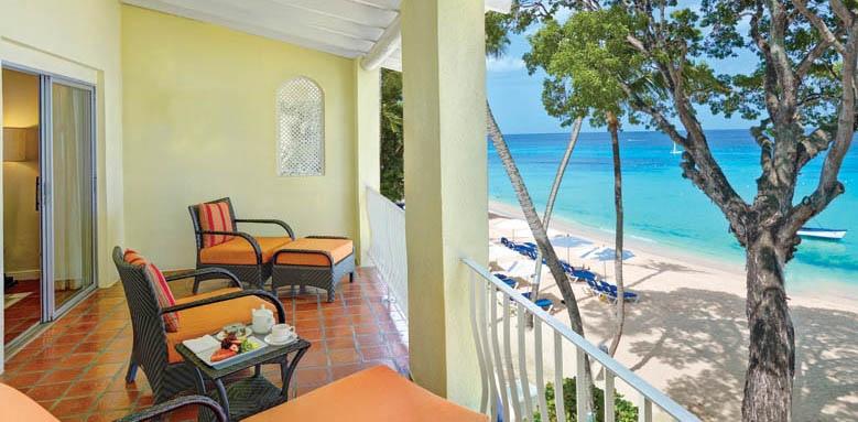 Tamarind, ocean front balcony