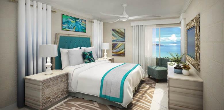 treasure beach, bedroom