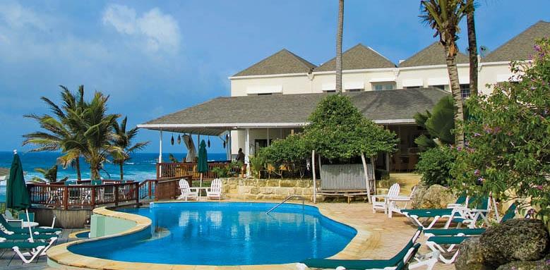 The Atlantis Hotel, pool area