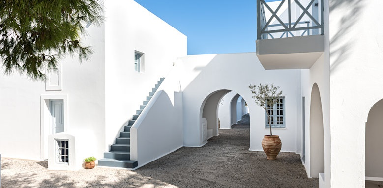 Santorini Kastelli Resort, outdoor