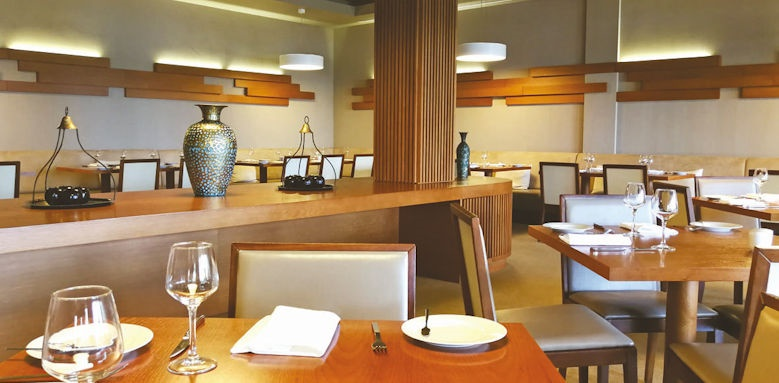Monte Santo Resort, Aroma restaurant