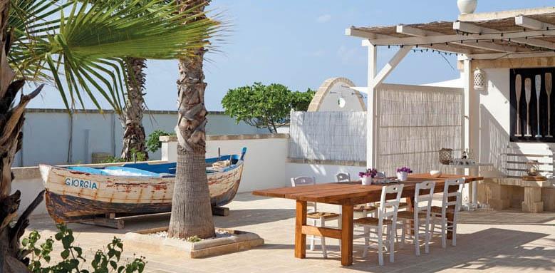 Canne Bianche Lifestyle & Hotel, pool bar