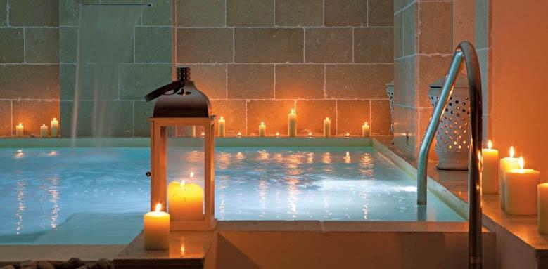 Canne Bianche Lifestyle & Hotel, Aqua Spa pool