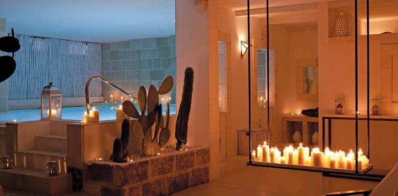 Canne Bianche Lifestyle & Hotel, Aqua Spa