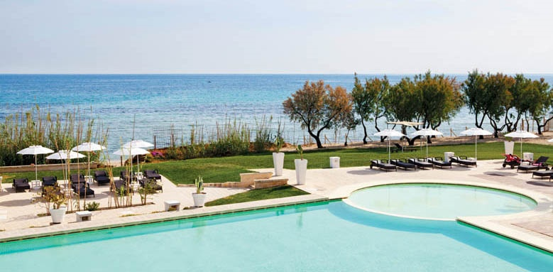 Canne Bianche Lifestyle & Hotel, sea view and pool
