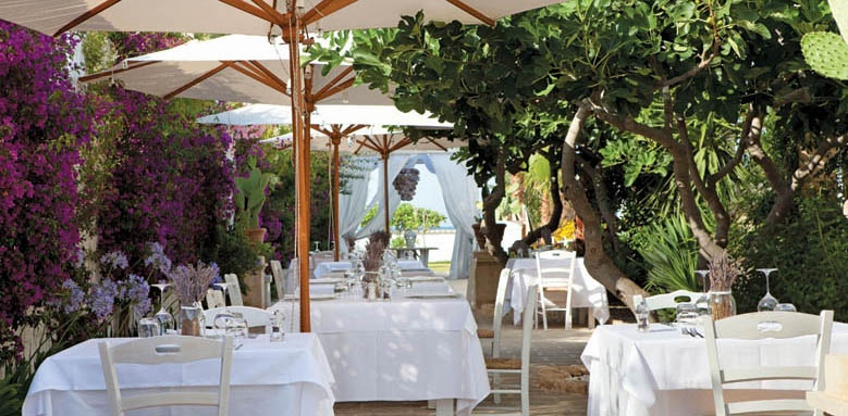 Canne Bianche Lifestyle & Hotel, Timo restaurant