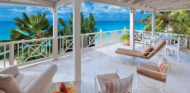 Westhaven, bedroom terrace