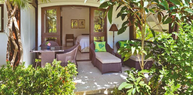 the sandpiper, garden room